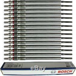 15x Original Bosch Glow Plugs 0250403008 Glow Plug