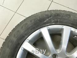 1x Full Spare Tire 245 / 60r18 5x127 7.4mm Jeep Grand Cherokee III Wh 05