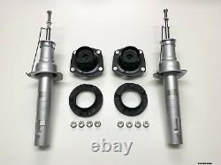 2 X Front Shock - Supports For Jeep Grand Cherokee 2005-2010 Ssa / Wk /