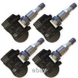 4 Tpms Original Pressure Sensors 50 547 691 For Jeep Compass Grand Cheroke