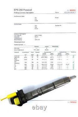 6x Part V6 Mercedes Injector 0445115027 0445115064 A6420700587