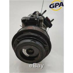 Air Conditioning Compressor Used Jeep Grand Cherokee 3.0 Crd V6 24v 4x4 Ref