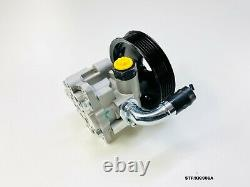 Assisted & Pulley Pump For Jeep Command Xk 3.0crd 2006-2010