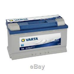 Battery Varta Blue Dynamic G3 12v 95ah 800a 595 402 080