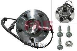 Bearing Kit Wheel Jeep Grand Cherokee Wh III Wk Exl Ekg Eve Ezd Eva Ezb
