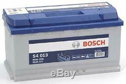 Bosch S4013 Starting Car Battery 12v 95ah 353x175x190