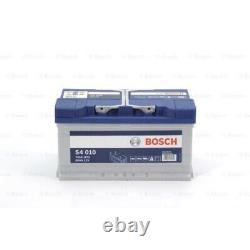 Bosch S4 Starter Battery For Audi Bmw Citro-n Ford Jaguar Opel Peugeot Vw