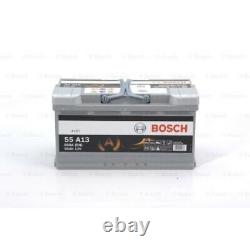 Bosch Starter Battery S5a For Alfa Romeo Audi Bmw Daf Fiat Ford Jaguar Vw