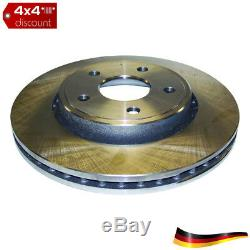 Brake Disc Front Jeep Grand Cherokee Wk / Wh 2005/2010
