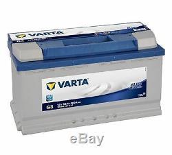 Car Battery Varta Blue Dynamic G3 12v 95ah 800a 595402080 353x175x190mm