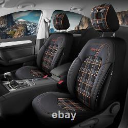 Car Cover For Jeep Cherokee Black Orange Tiles G. Butti