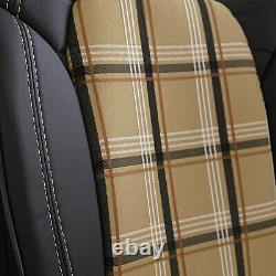 Car Cover For Jeep Grand Cherokee Black Beige Tiles G. Butti