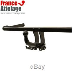 Car Hak Hackess Removable Hitch For Chrysler Jeep Grand Cherokee 06-10