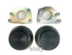 Case Rear Lifting Kit 2'', 5cm - 5cm 2 Front For Jeep Cherokee 2002-2006