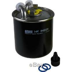 Castrol Edge 10l 5w-30 Engine Oil + Mann Filter Luft Jeep Grand Cherokee III