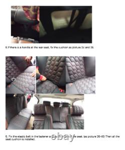 Complete Set Seat Covers Car Cover In 1791w