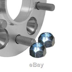 Csc Track Spacers 2x20mm 14768s For Jeep Commander Grand Cherokee III Wr