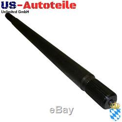 Drive Shaft, Differential, Rear Right Jeep Grand Cherokee Wk / Wh