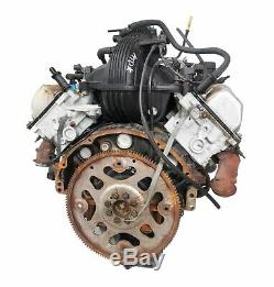 Engine With Parts Jeep Dodge 3.7 V6 Ecg