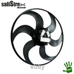 Fan And Motor Set Jeep Grand Cherokee Wk/wh 2005/2008