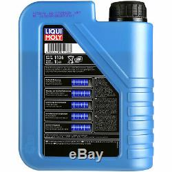 Filter Review Liqui Moly Oil 5w-8l 30 Jeep Grand Cherokee Wh III Wk