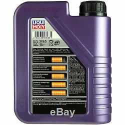 Filter Review Liqui Moly Oil 5w-8l 40 Jeep Grand Cherokee III Wh