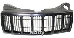 Grille Fontgrill Grid Jeep Grand Cherokee Wh 2008-07.2010