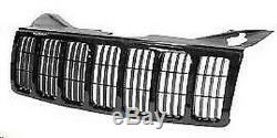 Grille Grille To Front To Grand Cherokee 2005-2008 With Frame Primer