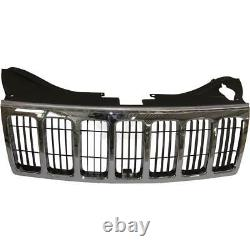 Grille Jeep Cherokee 08-10 T9z