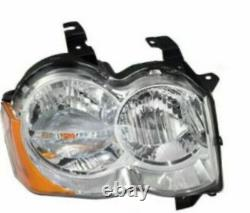Headlight At Right Hb3+hb4 For Jeep Grand Cherokee Wh Wk 2008-2010