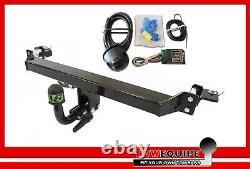 Horizontal Demountable Hitch With 7br Beam And Relay 19015/c-955.800 Fra
