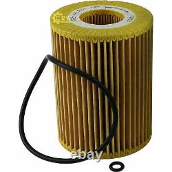 Inspection Set 9 L Mannol Energy Combi LL 5w-30 + Male Filter