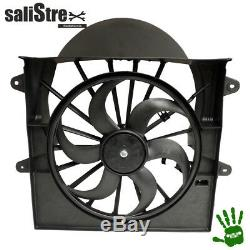 Jeep Commander Xk / Xh 2006/2008 Fan And Engine Assembly (3.7 L, 4.7 L)