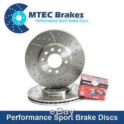 Jeep Grand Cherokee 3.0 Crd 05-10 Front Brakes + Pads