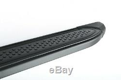 Jeep Grand Cherokee Wh Year Of Construction 2005-2010 Black Ares Steps With