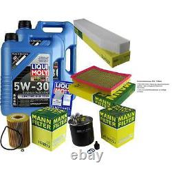 Liqui Moly Oil 10l 5w-30 Filter Review For Jeep Grand Cherokee III