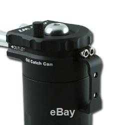 On The Pcv Oil Separator Filter System Air Steamers Black Oilcatchtank Can