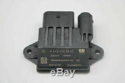 Original Mercedes Control Unit Glow On Incandescent Amplifier