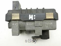 Pressure Regulator For Turbocharger Ar Citroen C5 Td Rd 08-12