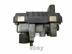 Pressure Regulator For Turbocompressor Dr Mercedes W163 Ml400 01-05