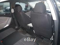 Protective Seat Covers For Jeep Grand Cherokee No3 Black-gray