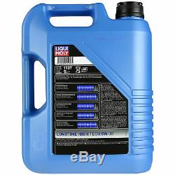 Review Filter Liqui Moly Oil 7l 5w-30 For Jeep Grand Cherokee III Wh