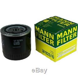 Revision Of Liqui Moly Oil Filter 7l 5w-30 For Jeep Grand Cherokee III Wh
