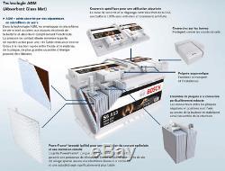 S5a13 Bosch Car Battery 95a / H-850a