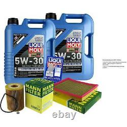 Sketch Inspection Filter Liqui Moly Oil 10l 5w-30 For Jeep Format Xk 3.0