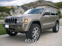 Suspension Lifting Kit 2' Jeep Grand Cherokee III Wk/wh