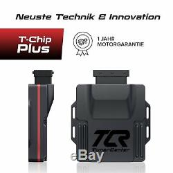 T-chip Plus Jeep Grand Cherokee III (wh) 3.0 Crd (211 Ch / 155 Kw) Chiptuning