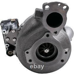 Turbo For Mercedes M-class W164 W203 W211 140 Kw 190 HP 757608 765155 Gta2056vk