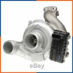 Turbo Turbocharger For Chrysler 300 C 3.0 Crd 218cv 765155-0007, 743507-9