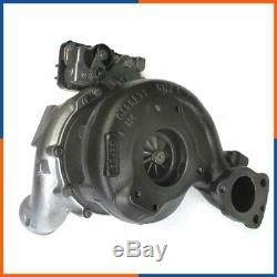 Turbo Turbocharger For Jeep Grand Cherokee 3.0 Crd 223 HP 777318-0001